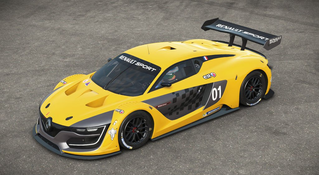 All About Cars >> Vehicules News Renault Sport Car Pack On Project Cars All About